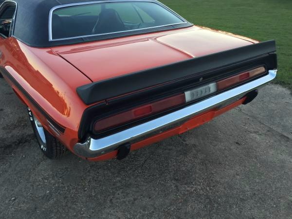 Used 1970 Dodge Challenger Hemi Orange Mopar RT Tribute | Mundelein, IL
