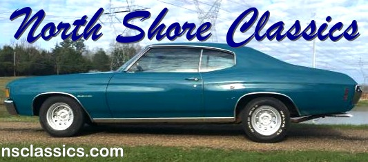 Used 1972 Chevrolet Chevelle Low Budget Affordable Driver | Mundelein, IL