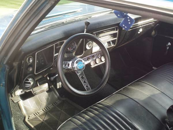 Used 1968 Chevrolet Chevelle GREAT DRIVER-NICE STANCE-TONS OF LOOKS | Mundelein, IL