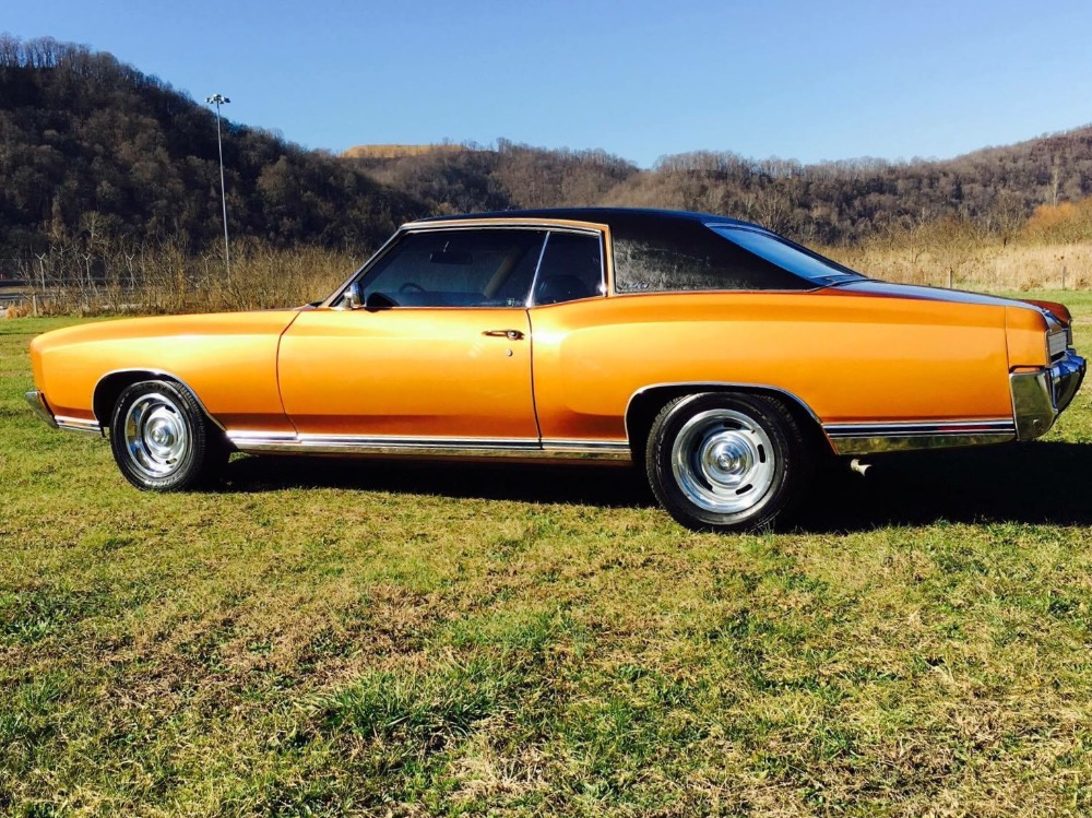 1972 chevrolet monte carlo super clean from tennessee very solid h code car stock 1972350cd. Black Bedroom Furniture Sets. Home Design Ideas