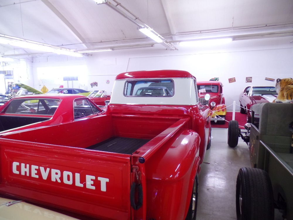 Used 1955 Chevrolet 3100 Solid Very Popular Truck-Drives Great | Mundelein, IL