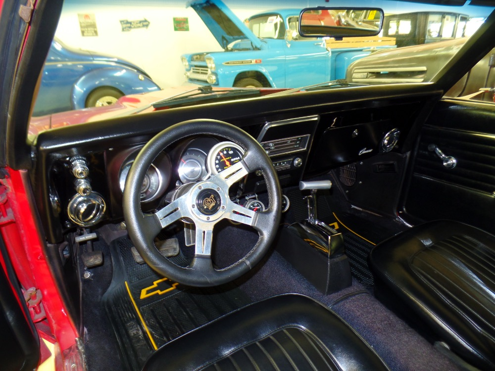Used 1968 Chevrolet Camaro SS Appearance Package- Built engine-Nice Paint- REAL 24 CODE V8 | Mundelein, IL