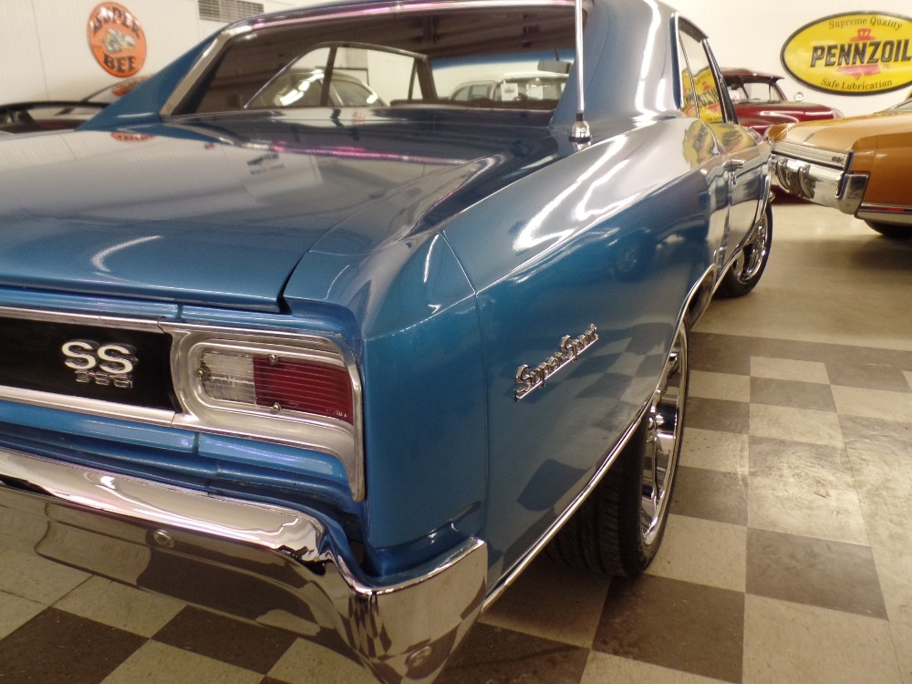 Used 1966 Chevrolet Chevelle Nice paint-Southern TENNESSEE original factory V8 REAL 36 CODE Car-SEE VIDE | Mundelein, IL