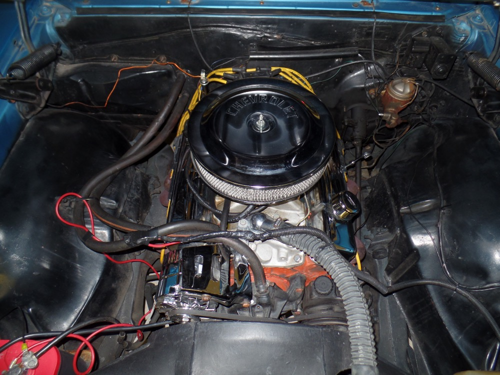 Used 1966 Chevrolet Chevelle Nice paint-Southern TENNESSEE original factory V8 REAL 36 CODE Car-SEE VIDE   Mundelein, IL