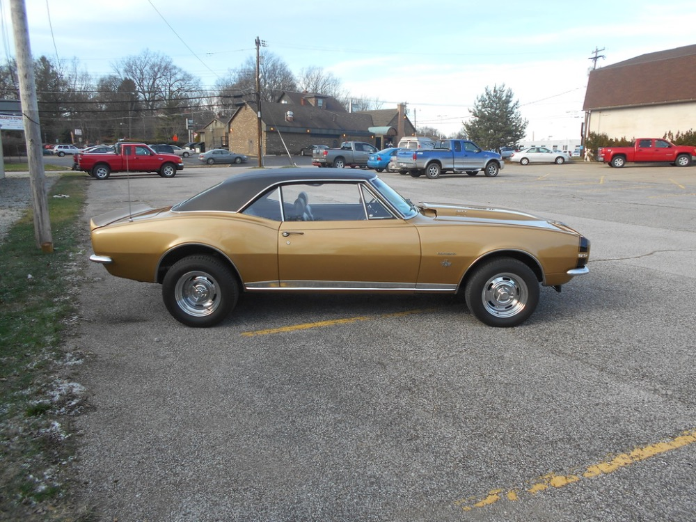 Used 1967 Chevrolet Camaro SS badges-ACTUAL 26,000 PA MILES-Factory V8-code 24-SEE VIDEO   Mundelein, IL