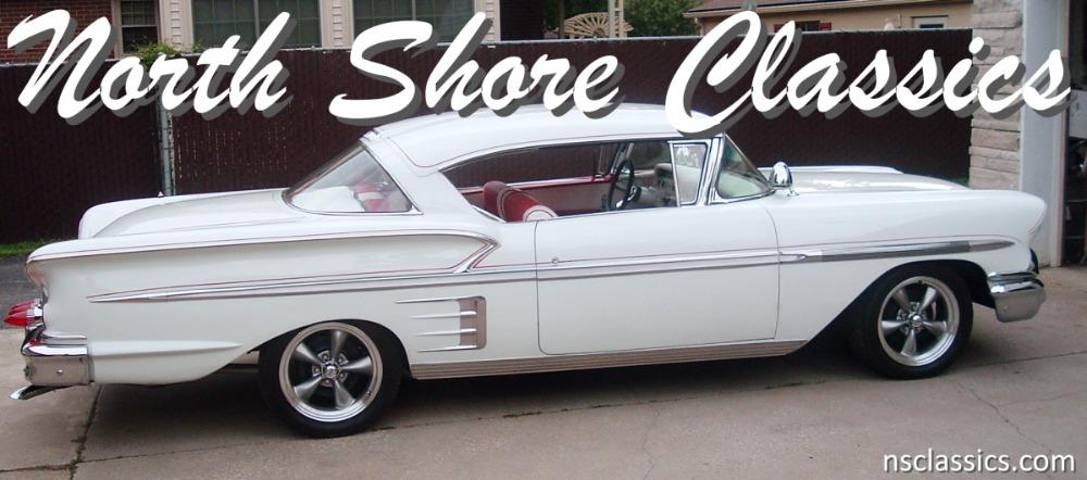 Used 1958 Chevrolet Impala Beautiful Ride-- Very Classy | Mundelein, IL