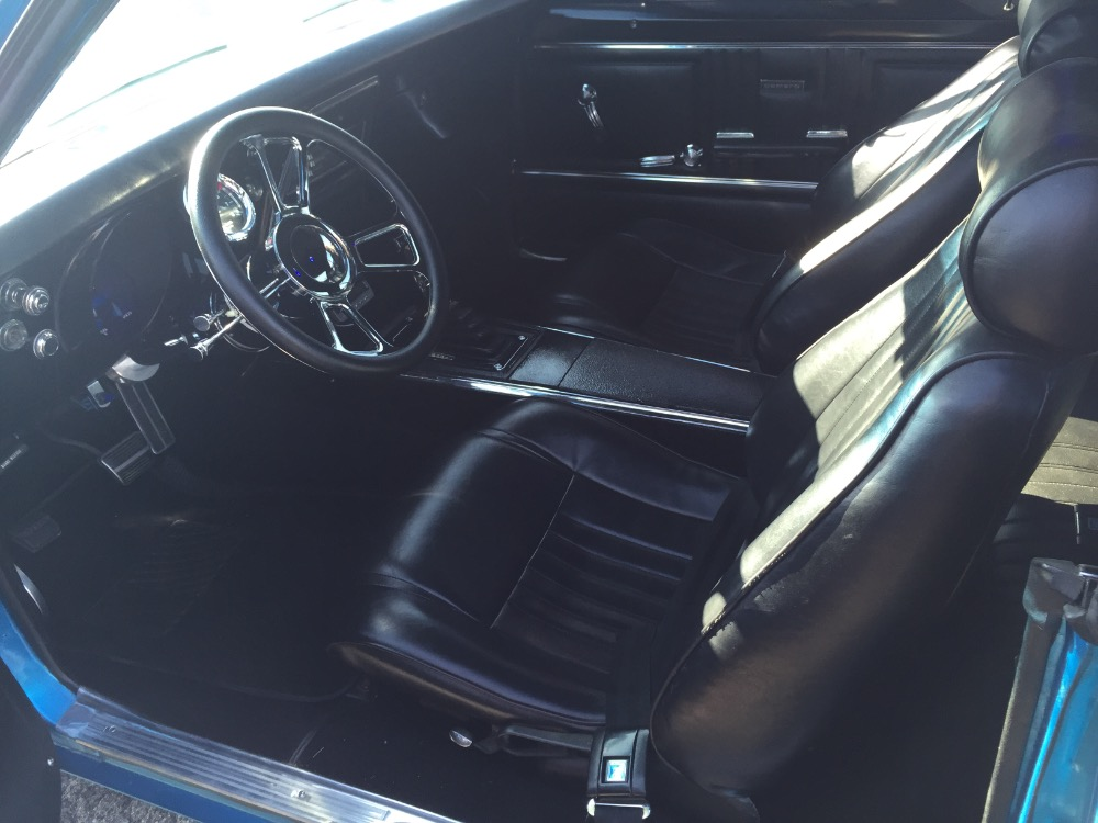 Used 1967 Chevrolet Camaro SS Look-Very clean Fast Pro Touring set up from CALIFORNIA-SEE VIDEO | Mundelein, IL