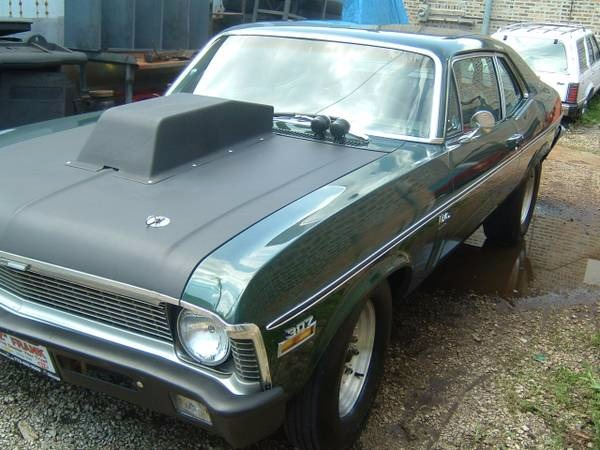 Used 1970 Chevrolet Nova Old School Race Car | Mundelein, IL