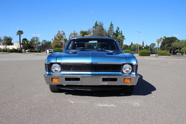 Used 1971 Chevrolet Nova CALIFORNIA CAR-GREAT CONDITION with AC-FAST CAR | Mundelein, IL