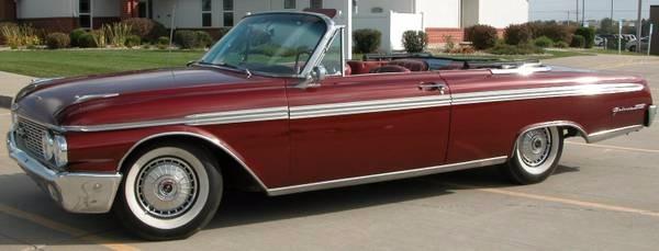 Used 1962 Ford Galaxie Great Cruiser | Mundelein, IL