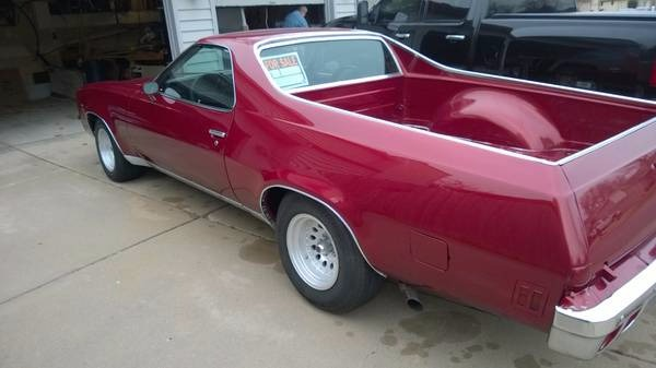 Used 1973 Chevrolet El Camino DRIVER QUALITY- NEW LOW PRICE - SEE VIDEO | Mundelein, IL