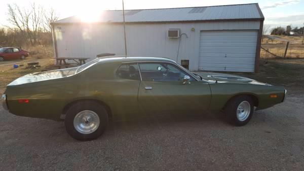 Used 1973 Dodge Charger Mopar Fun   Mundelein, IL