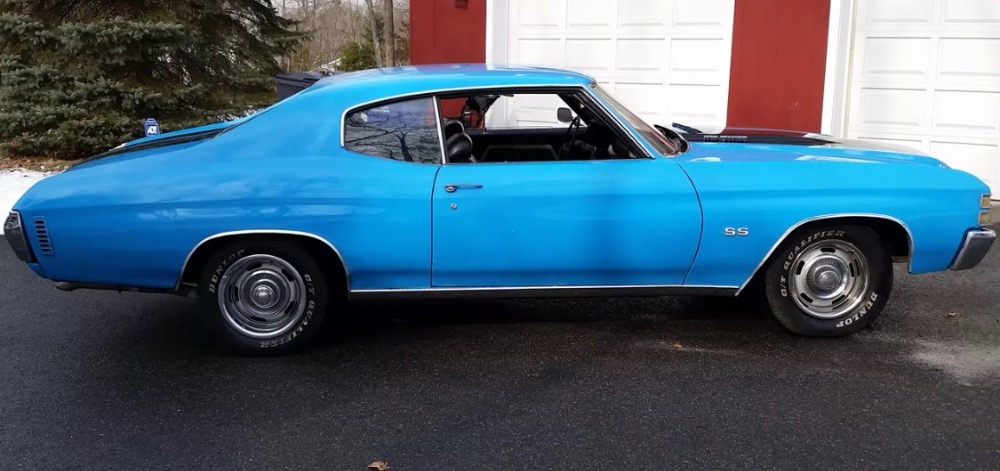 Used 1971 Chevrolet Chevelle SUPER SPORT TRIBUTE-PRICED TO SELL-SEE VIDEO   Mundelein, IL