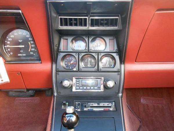 Used Car Down Payment Calculator >> 1978 Chevrolet Corvette L82 Engine Stock # 1178KSCC for ...