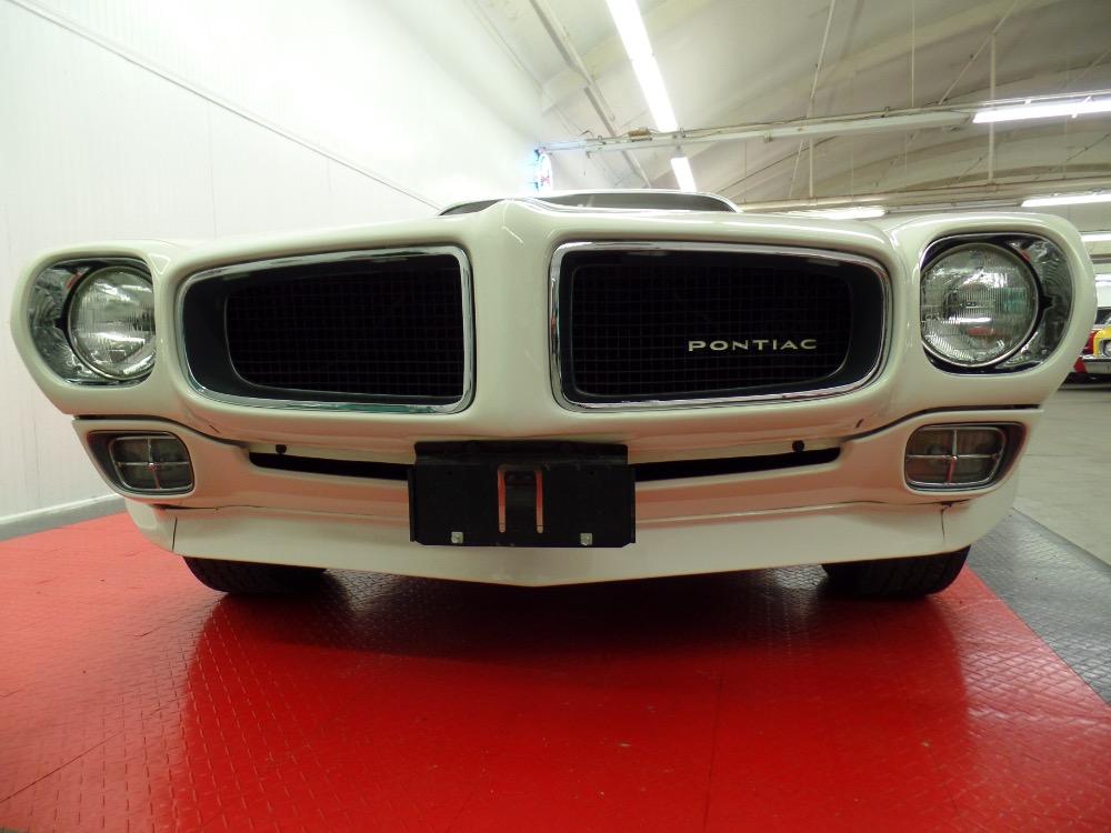 1971 Pontiac Trans Am 455 Ho Rare 4 Speed Bird This 1 Of