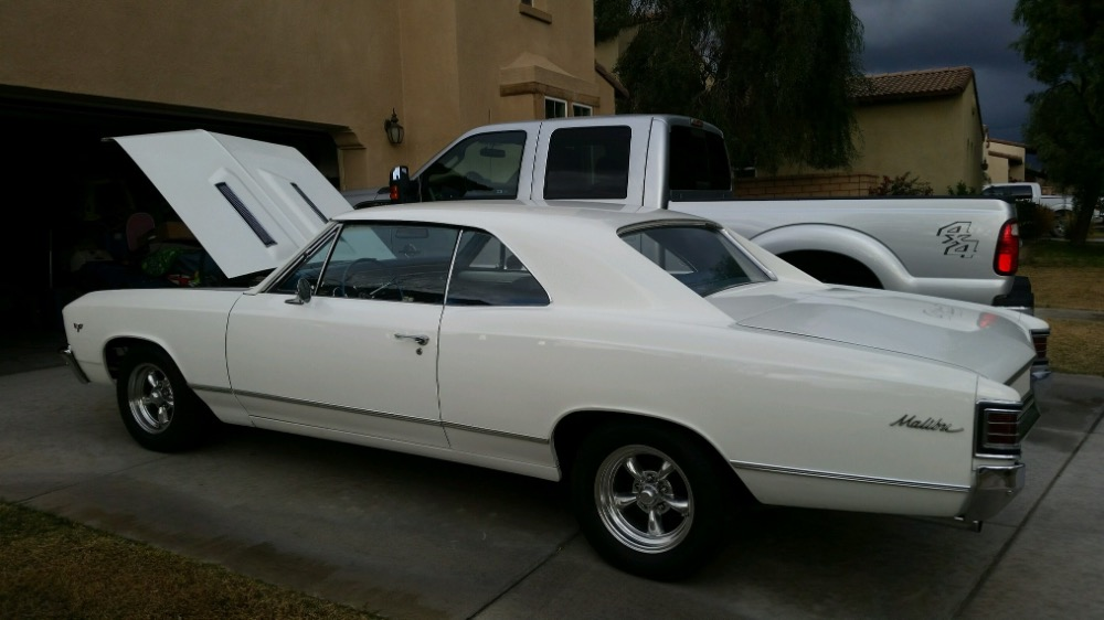Used 1967 Chevrolet Chevelle Big block 454- 4 Speed-Super Clean-Southern Florida car   Mundelein, IL