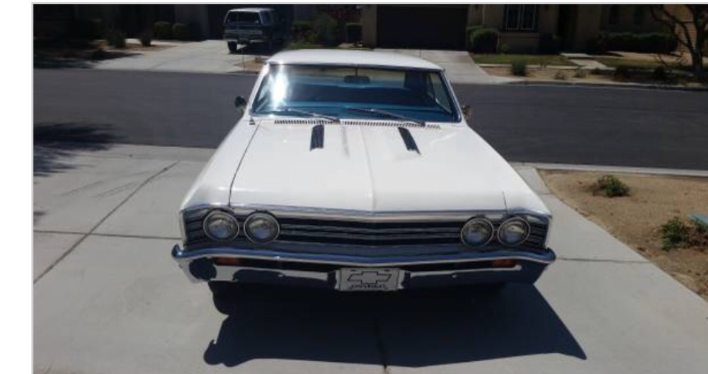 Used 1967 Chevrolet Chevelle Big block 454- 4 Speed-Super Clean-Southern Florida car | Mundelein, IL