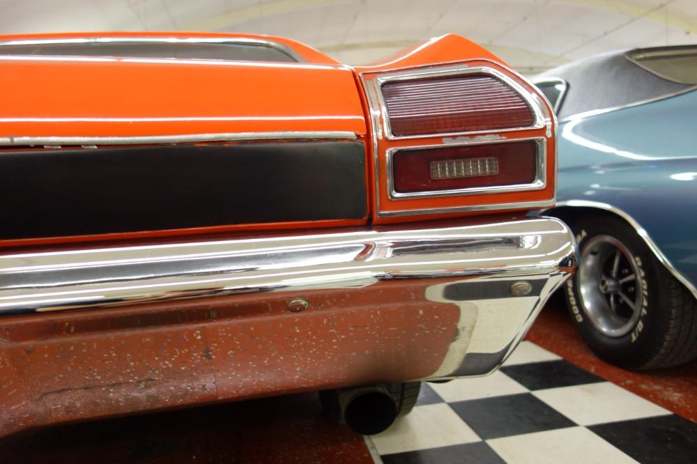 Used 1969 Chevrolet Chevelle BIG BLOCK 396- From CALIFORNIA-HUGGER ORANGE- | Mundelein, IL