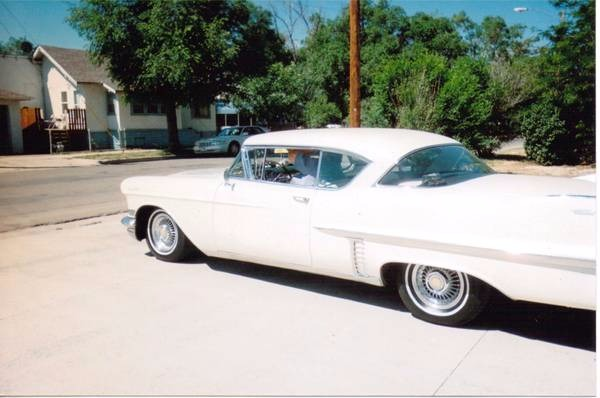 Used 1957 Cadillac Coupe DeVille 500 CI ENGINE | Mundelein, IL