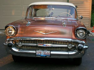 Used 1957 Chevrolet Bel Air 4 door Coupe | Mundelein, IL