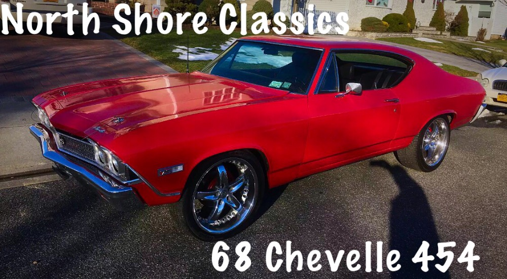 Used 1968 Chevrolet Chevelle BIG BLOCK 454- Fast & Clean | Mundelein, IL