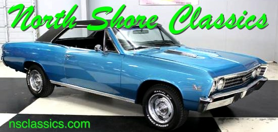 Used 1967 Chevrolet Chevelle REAL SS 138 VIN | Mundelein, IL