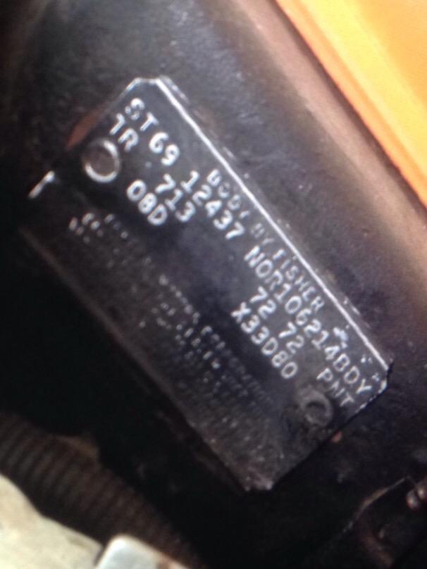 Used 1969 Chevrolet Camaro Z/28-4 SPEED-REAL X33-NEW HUGGER ORANGE-BLOWOUT PRICE | Mundelein, IL