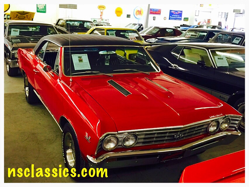 Used 1967 Chevrolet Chevelle SS454-BIG BLOCK 4 SPEED Tribute-NEW PAINT MAY 2016   Mundelein, IL