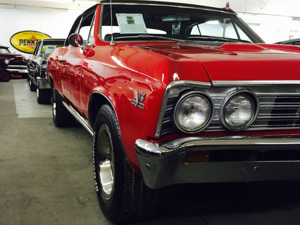 Used 1967 Chevrolet Chevelle SS454-BIG BLOCK 4 SPEED Tribute-NEW PAINT MAY 2016 | Mundelein, IL