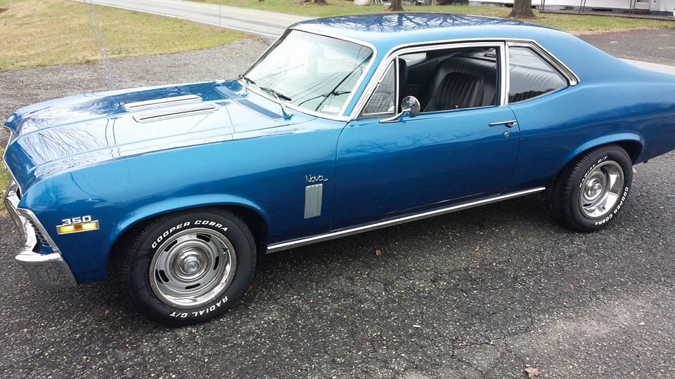 Used 1970 Chevrolet Nova SS-NEW 383 STROKER-FROM NORTH CAROLINA   Mundelein, IL