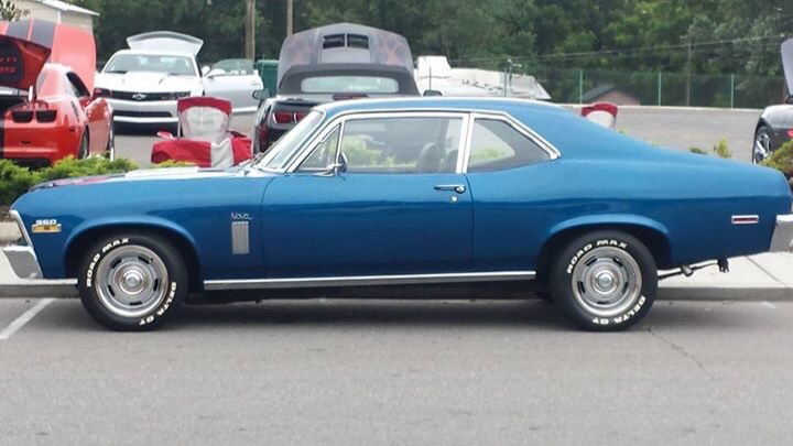 Used 1970 Chevrolet Nova SS-NEW 383 STROKER-FROM NORTH CAROLINA | Mundelein, IL