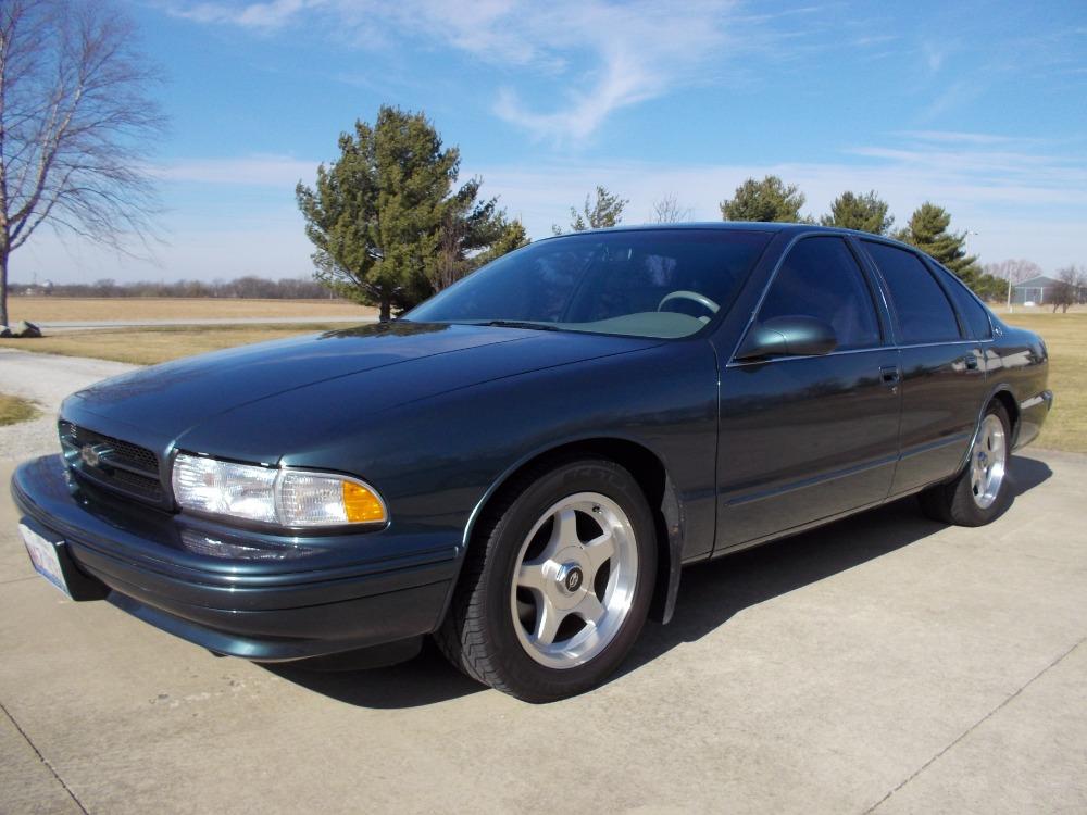Used 1996 Chevrolet Impala -SS LOW MILES ONLY 48,893 ORIGINAL- | Mundelein, IL