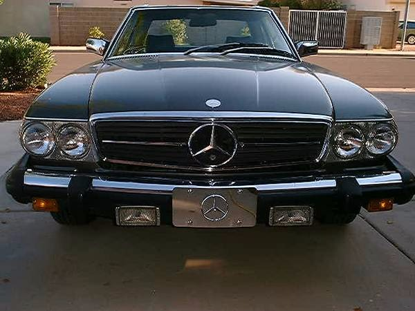 Used 1980 Mercedes Benz 450SL - Arizona Benz - | Mundelein, IL