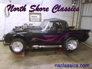 Used 1969 Austin Healey Sprite - Super Charged - | Mundelein, IL