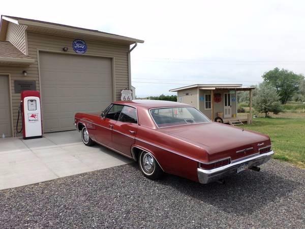 1966 Chevrolet Impala Cruiser Stock 6566cotp For
