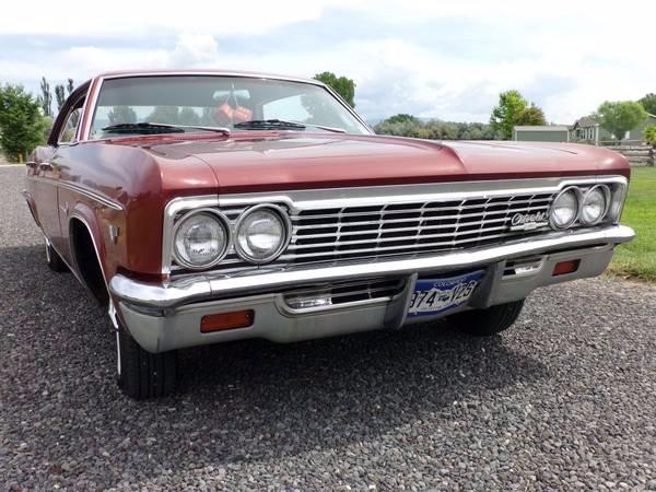 Used 1966 Chevrolet Impala - Cruiser - | Mundelein, IL