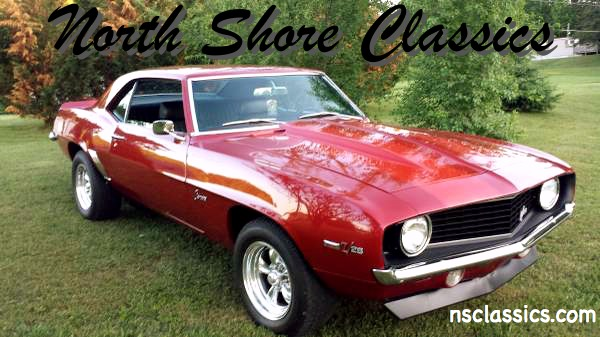 Used 1969 Chevrolet Camaro - Ground up restoration - | Mundelein, IL