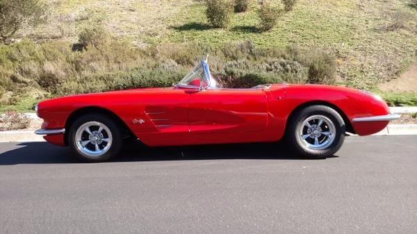 Used 1958 Chevrolet Corvette - Recent Ground up restoration - | Mundelein, IL