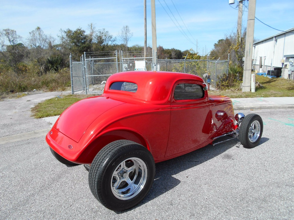 1933 Ford Street Rod - 3 Window Coupe - Stock # 5033FLTP for sale ...