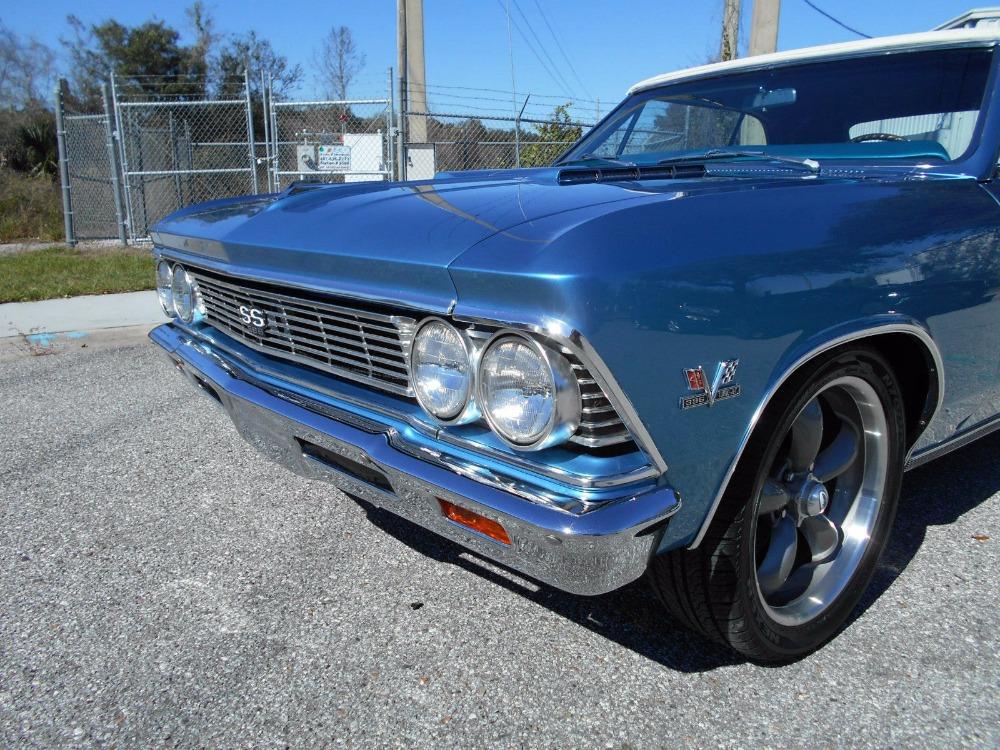 1966 Chevrolet Chevelle - Real 138