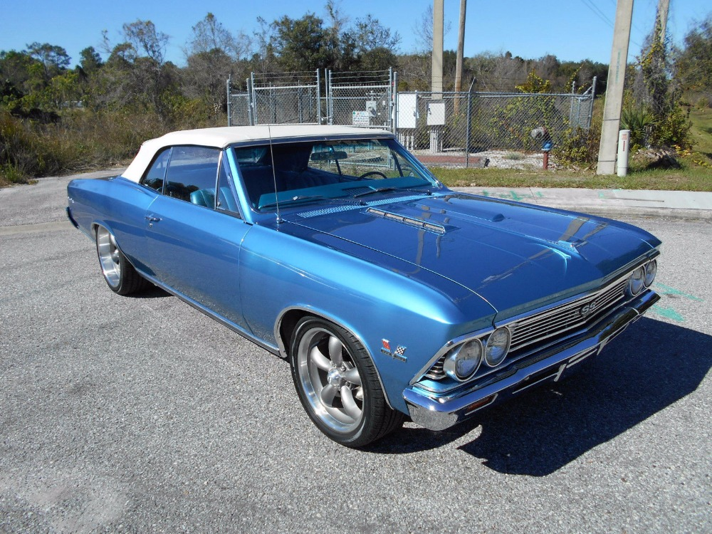 Used 1966 Chevrolet Chevelle - Real 138 - | Mundelein, IL