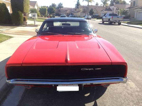 Used 1968 Dodge Charger - California Car - SEE VIDEO | Mundelein, IL