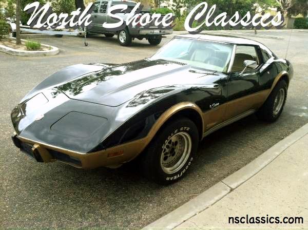 Used 1976 Chevrolet Corvette - Original Miles - | Mundelein, IL