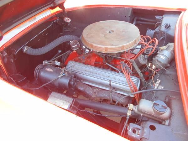 Used 1956 Chevrolet Corvette only 3467 Corvettes were built in 1956 | Mundelein, IL