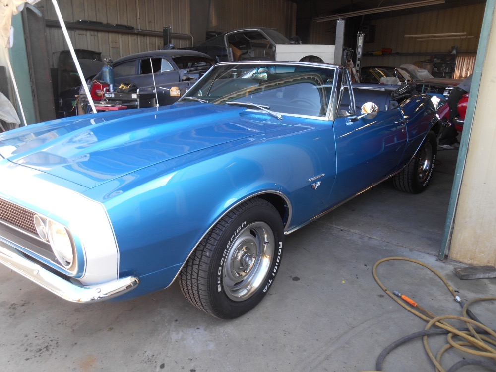 Used 1967 Chevrolet Camaro -SWEET CONVERTIBLE WITH 4 SPEED- | Mundelein, IL