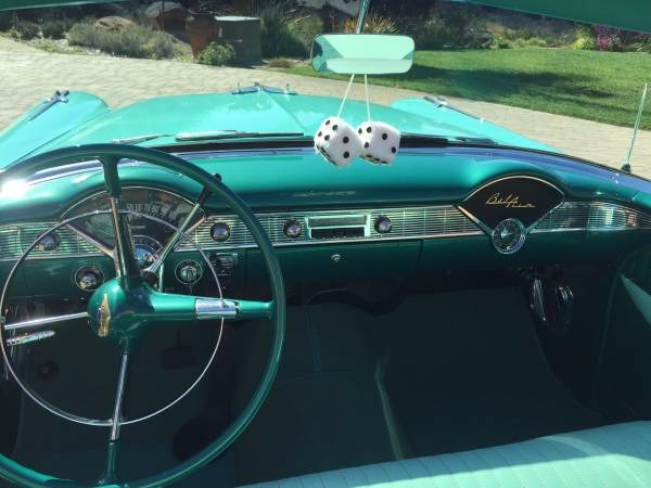 Used 1956 Chevrolet Bel Air Convertible  | Mundelein, IL