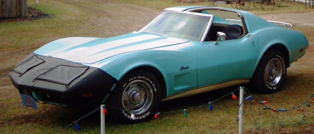 Used 1974 Chevrolet Corvette - Factory AC - NEW LOW PRICE | Mundelein, IL