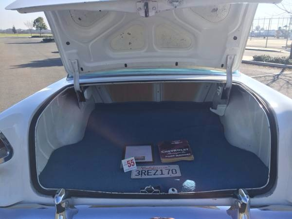 Used 1955 Chevrolet Bel Air - California Car All its Life! - 210- SEE VIDEO | Mundelein, IL
