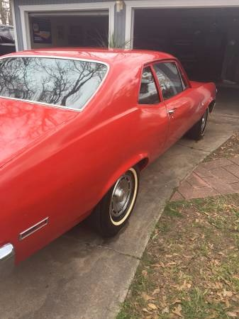 Used 1972 Chevrolet Nova - Featured in barn finds - | Mundelein, IL