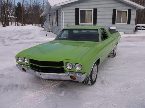Used 1970 Chevrolet El Camino - Big Block - SEE VIDEO | Mundelein, IL